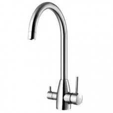 Eclipsestainless K-5A Stainless steel Dual Function Faucet for both filter water and tap water